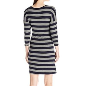 13d4e1f59d Three Seasons Maternity Dresses - SALE Dolman Sleeve Striped Maternity Dress